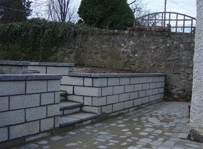 Argent walling